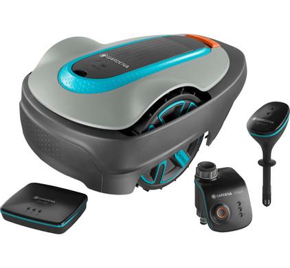 Gardena Smart System Startset Sileno City 500