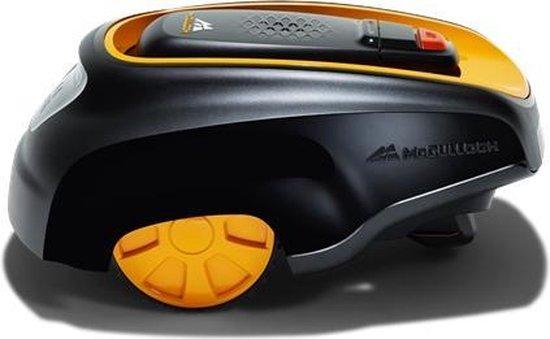 McCulloch ROB R1000 Robotgrasmaaier Batterij/Accu Zwart, Geel
