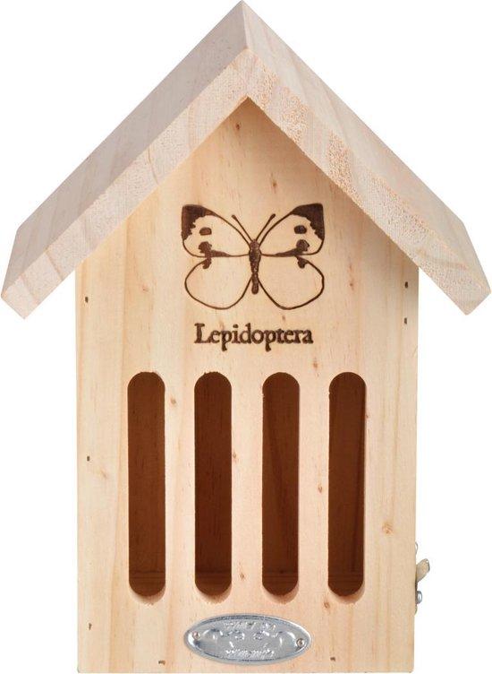 Best for Birds Vlinderkast silhouet
