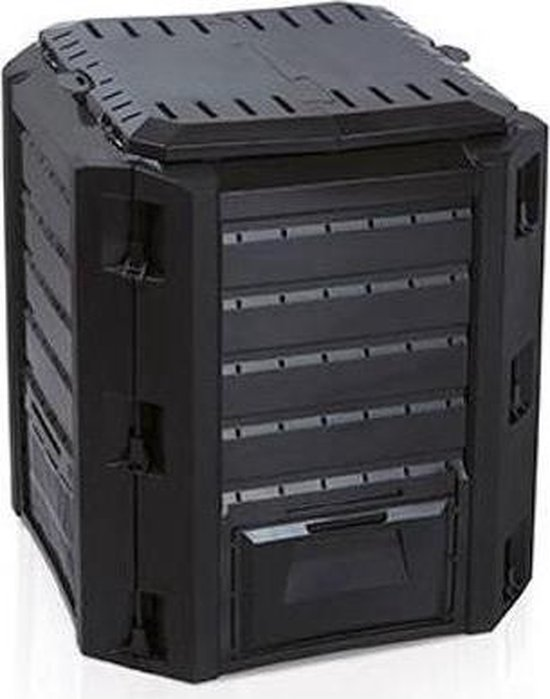 Compostvat Compogreen 380L ZWART Prosperplast