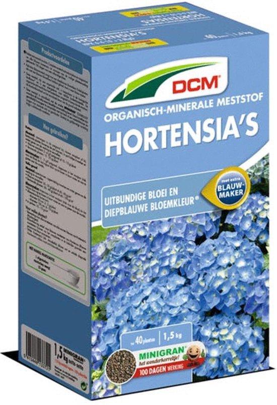DCM bemesting voor Hortensia met blauwmaker 1,5kg