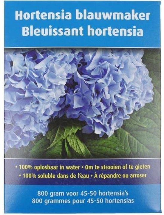 Hortensia blauwmaker 800 gram - aluminiumsulfaat - 100% biologisch verantwoord