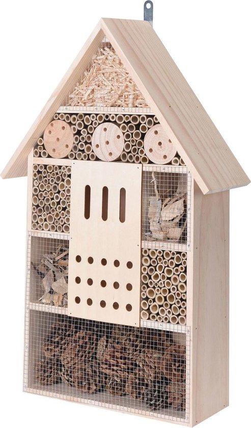 Relaxwonen Insectenhotel XL - Insecten overwinteren & nestelen - Natuur & milieu vriendelijk