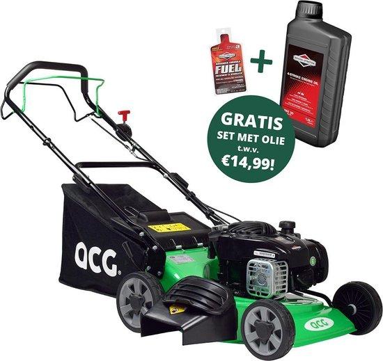 Benzine grasmaaier ACG46-BASIC   Zelfrijdend   46 cm   140 cc B&S motor
